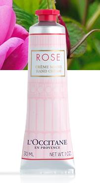 Crème Mains Rose 30 ml