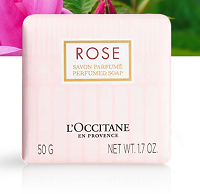 Savon Parfumé Rose 50 g