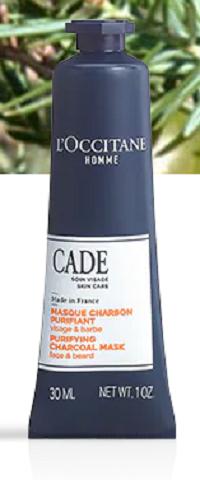 Masque Charbon Purifiant Cade 30 ml