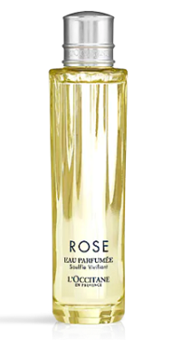 Eau Parfumée Rose Souffle Vivifiant 50 ml