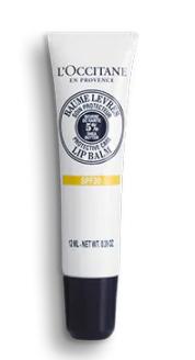 Baume Lèvres Karité SPF30 12 ml