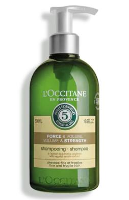 Shampooing Force et Volume Aromachologie 500 ml