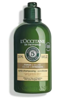 Après-shampooing Force et Volume 250 ml