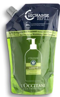Eco-recharge Après-shampooing Nourrissant Aromachologie 500 ml