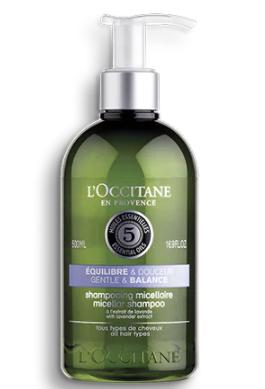 Shampooing Équilibre et Douceur Aromachologie 500 ml