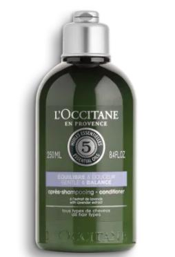 Après-shampooing Équilibre et Douceur Aromachologie 300 ml
