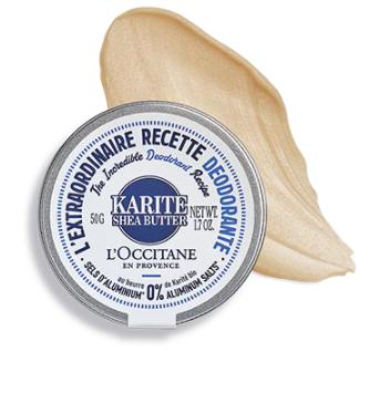 Baume Déodorant Karité 50 g