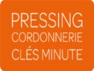 Logo Pressing Cordonnerie Cles Minute Centre Commercial Athis-Mons