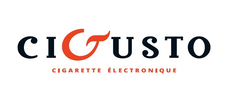 Logo Cigusto vendeur de cigarettes électroniques au Centre Commercial Carrefour Athis-Mons