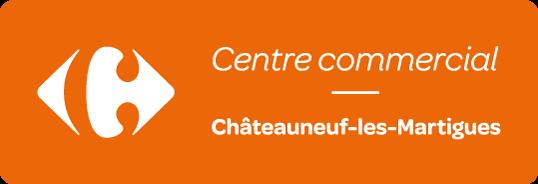 Centre commercial Carrefour Châteauneuf-les-Martigues