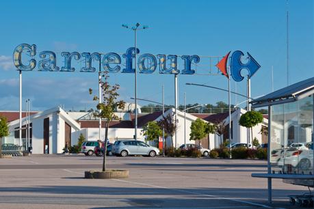 la clientèle d'abord ramassé meilleur endroit Centre Commercial Carrefour Epinal -
