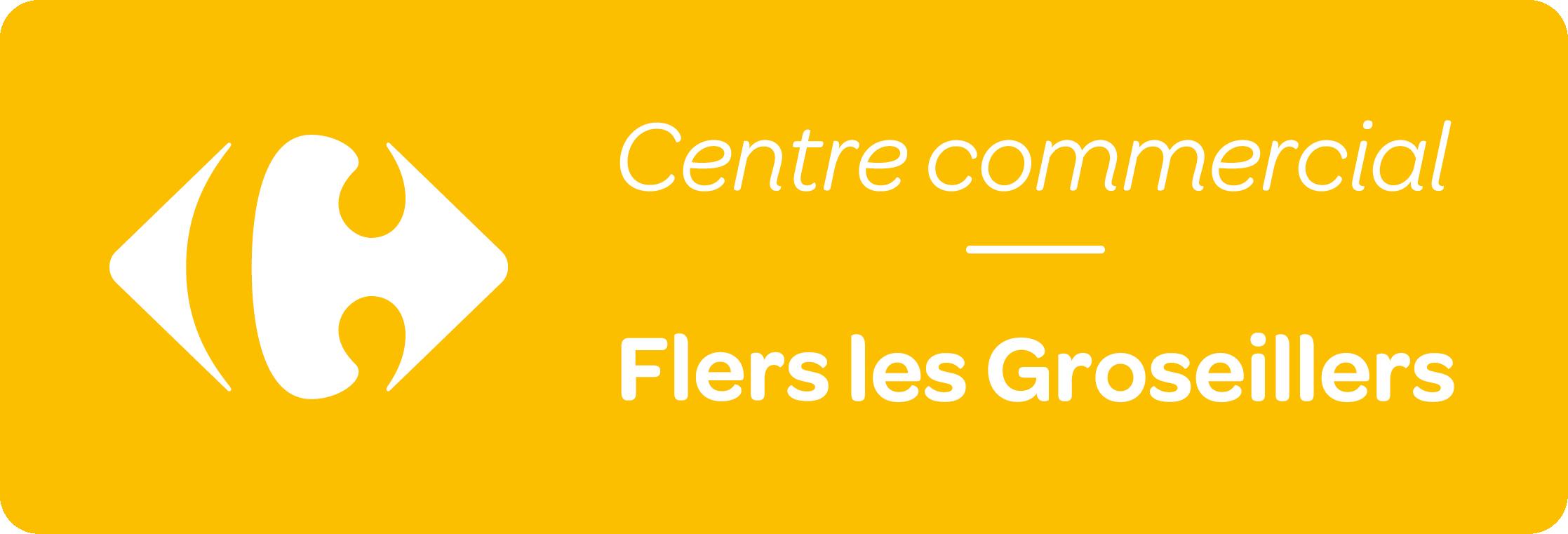 Centre Commercial Carrefour Flers Les Groseillers