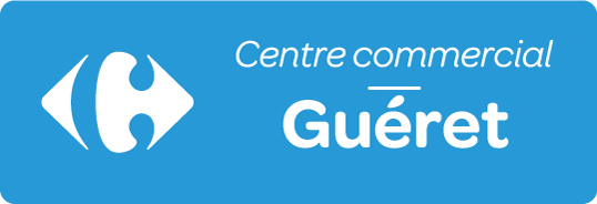 Centre commercial Carrefour Guéret