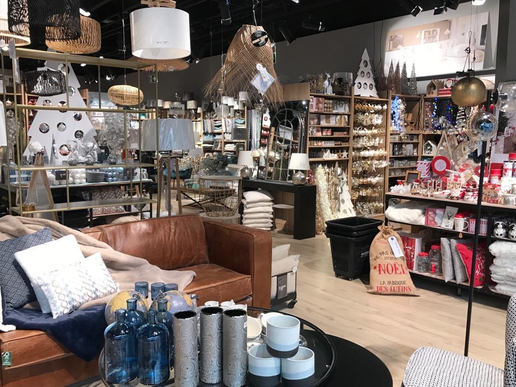 Maisons du Monde - Centre commercial Carrefour Rennes Cesson