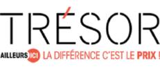 Logo Tresor Centre Commercial Villejuif7