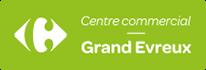 Centre commercial Carrefour Grand Evreux