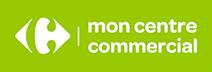 Logo mon centre commercial